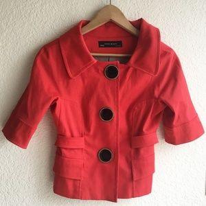 Cute Zara cropped blazer